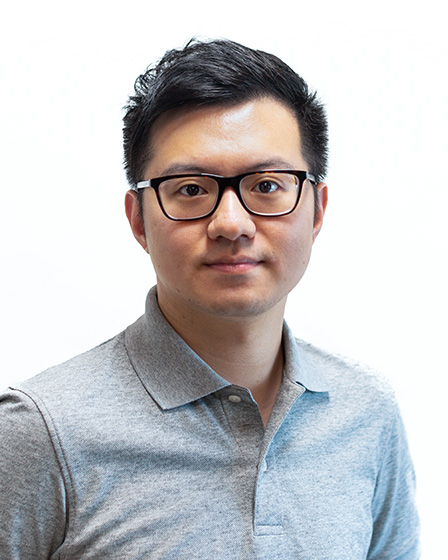Headshot of Joe Tian